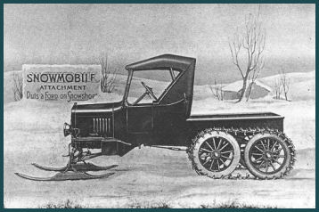 The Model T Ford Snowmobile Club - Brief History
